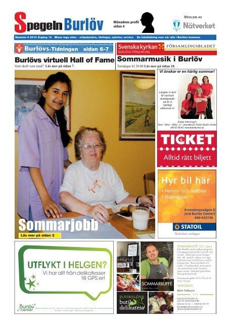 Burlv - Lediga jobb i Burlv - omr-scanner.net