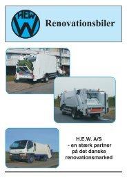 Renovationsbiler - Hiab AS