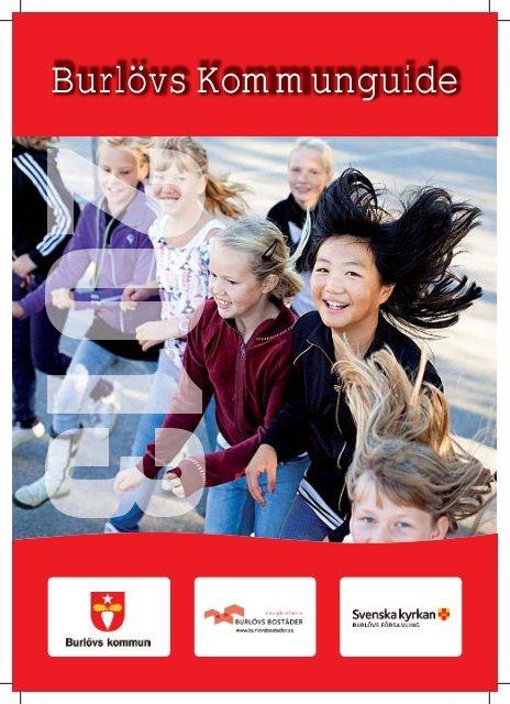 Burlövs kommunguide 2013.pdf - DinKommunguide.se