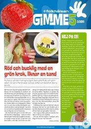 Nyhetsbrev 2/2011 (pdf) - Folkhälsan