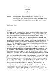 Föräldraråd 110504.pdf - Upplands Väsby kommun