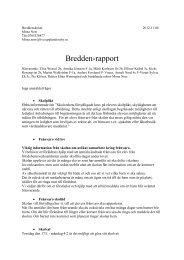 breddenrapport 12-13.pdf - Upplands Väsby kommun