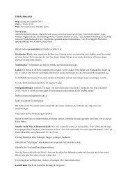 Föräldraråd 2012-10-10.pdf - Upplands Väsby kommun