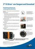 Innovatives elektronisches Tresorschloss mit Direktmechanismus - Seite 2