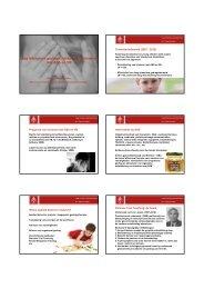 Laag intensieve gedragstherapie voor kinderen met een autisme ...