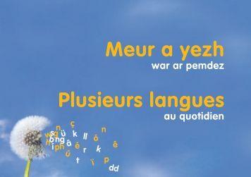 Meur a yezh Plusieurs langues