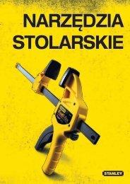 Narzędzia STOLarSKiE - Stanley
