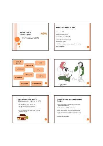 och tjejjouren ADA.pdf - våldinärarelationer.se-www ...