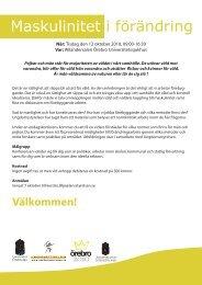 Maskulinitet i förändring - våldinärarelationer.se-www ...