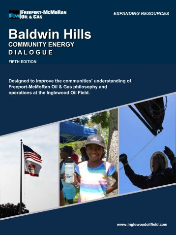 Baldwin Hills - Inglewood Oil Field