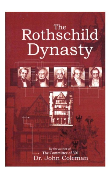 coleman-the-rothschild-dynasty