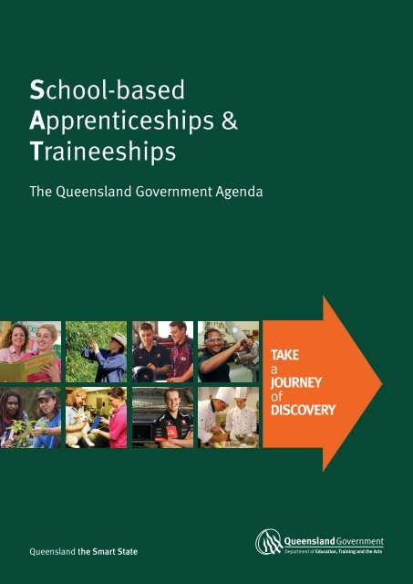 School-based Apprenticeships and Traineeships - The