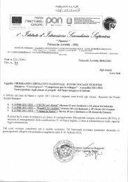 circ. 79 pon 2012/2013 c- 1 alunni + domanda - Liceo Platone