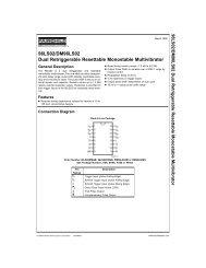 96LS02/DM96LS02 Dual Retriggerable Resettable Monostable ...