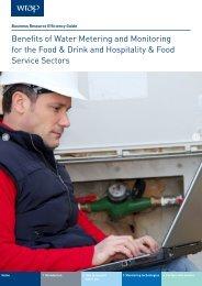 WRAP Metering and monitoring June 2014