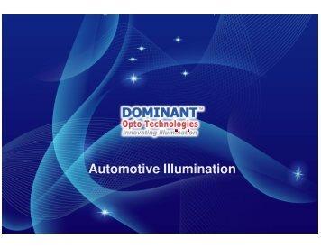 Automotive Illumination