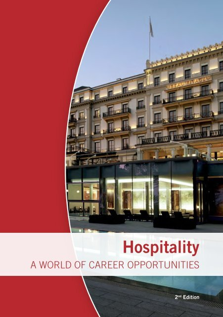 Hospitality - Les Roches International School of Hotel Management