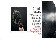 Zündstoff - Kulturmagazin-Bodensee.de