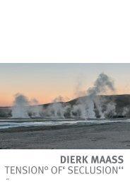 DiERK MAASS - Kulturmagazin Bodensee