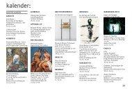 kalender: - Kulturmagazin Bodensee
