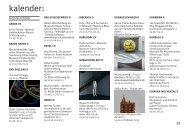 kalender november dezember 2012 / Abb. - Kulturmagazin ...