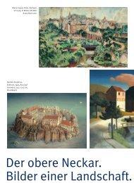 Der obere Neckar. Bilder einer Landschaft. - Kulturmagazin ...