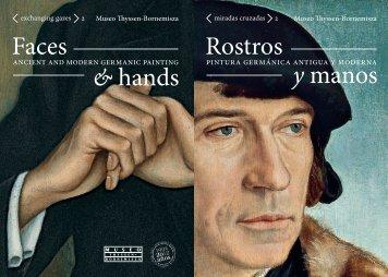 2 Rostros y manos - Museo Thyssen-Bornemisza