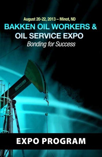 EXPO PROGRAM - Blue 52 Productions, LLC