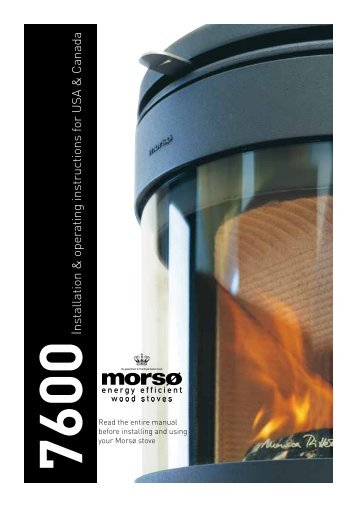 7600 Series.Pdf - Fireplaces Rochester NY