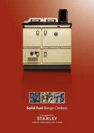 Stanley Brochure - Pivot Stove & Heating