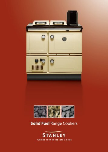 Stanley Brochure - Pivot Stove & Heating