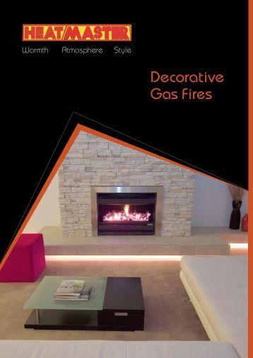 Heatmaster Open Gas Brochure - Pivot Stove & Heating
