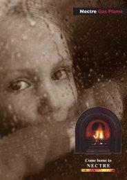 Nectre 290c Brochure - Pivot Stove & Heating