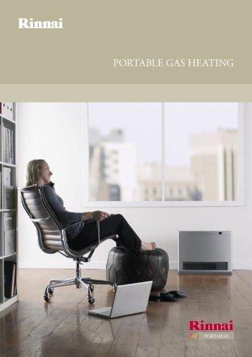 PORTABLE GAS HEATING - Pivot Stove & Heating