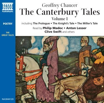 The Canterbury Tales - Naxos Spoken Word Library