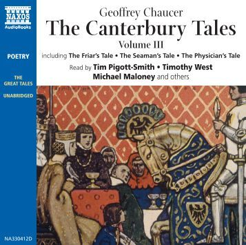 The Canterbury Tales Critical Essays