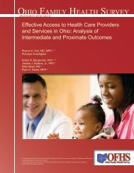 Effective Access to Health Care Providers and ... - GRIPelements