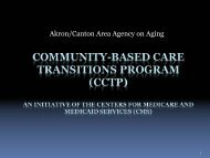 Akron/Canton Area Agency on Aging - Gripelements.com