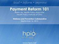 Payment Reform 101 - Gripelements.com