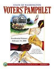 Presidential Candidates - Republican Party - Access Washington