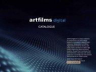 CATALOGUE - Art Films Digital