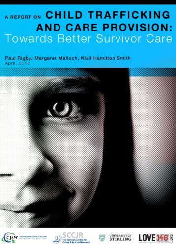 A report on Child Trafficking and care provision - Glasgow City Council