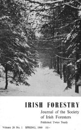 Download Full PDF - The Society of Irish Foresters