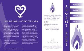 Lumunos Advent Devotional Guide 2009