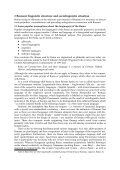 Romani, Education, Segregation and the European Charter for ... - Page 4