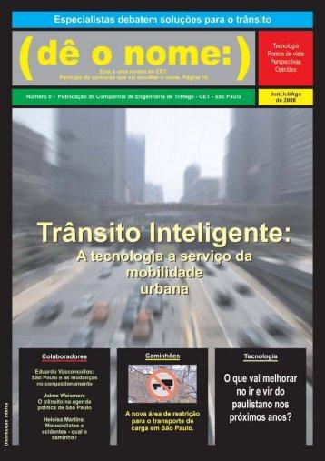 Distribuição Interna - CET