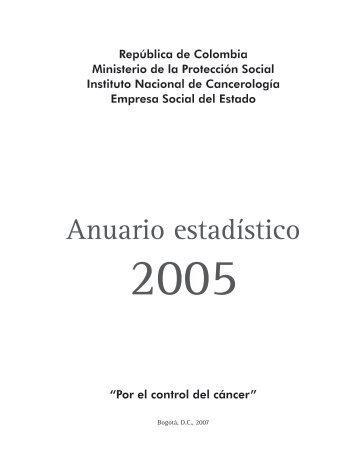 Ver contenido Anuario Estadístico del INC - Instituto Nacional de ...