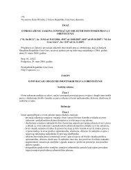 Zakon o povraćaju oduzetih imovinskih prava i obeštećenju