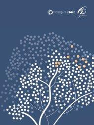 korporativnu brošuru Company Profile - Inženjerski biro d.d.