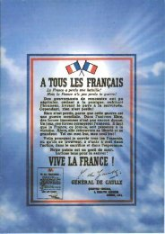 A TOUS LES FRANÇAIS - Fondation de la France Libre
